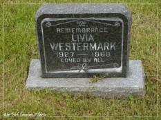 Westermark Livia wife of Al